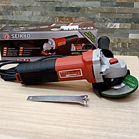 Máy mài góc đa năng, máy cắt sắt, máy cắt cầm tay công suất 950w, lưỡi cắt 100 seikyoo
