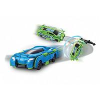Đồ chơi VECTO Transracers - Siêu xe xanh lá biến hình siêu xe xanh dương VN463875B-4