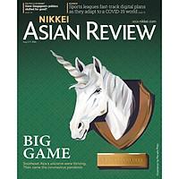 Nikkei Asian Review: Big Game - 31.20, tạp chí kinh tế nước ngoài, nhập khẩu từ Singapore