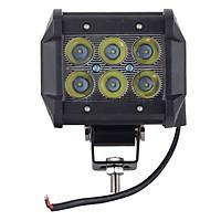Đèn LED Trợ Sáng Dành Cho Xe Máy C6 18W