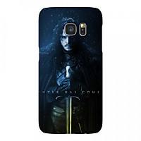 Ốp Lưng Cho Điện Thoại Samsung Galaxy S7 Game Of Thrones - Mẫu 323