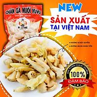 Đồ Ăn Vặt Việt Nam Chân Gà Cay VuVu Muối Ớt Xanh
