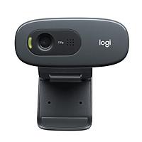 Webcam Logitech C270 - Hàng Chính Hãng