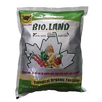Phân hữu cơ sinh học BIO.LAND cung cấp nguồn hữu cơ tự nhiên hữu hiệu nhập khẩu Canada