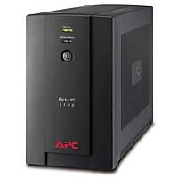 Bộ lưu điện: APC Back-UPS 1100VA, 230V, AVR, Universal and IEC Sockets - BX1100LI-MS - Hàng Chính Hãng