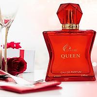 Nước hoa nữ cao cấp chính hãng Charme Queen 100ml