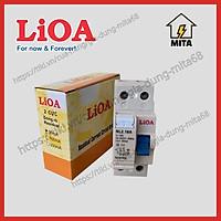 Cầu dao chống giật - APTOMAT chống dòng rò LiOA 2 Cực RCCB2P