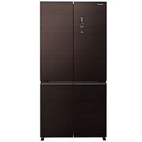 Tủ lạnh Panasonic 4 cánh 628 lít NR-W631VC-T2 - Hàng chính hãng (Chỉ giao Thái Bình)