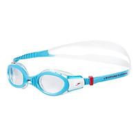 Mắt Kính Bơi Speedo 811595C617 811595C617 Futura Biofuse Flexiseal Ju Blue/Clear 290519 (Size One Size)