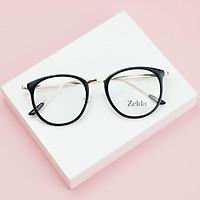Gọng kính cận nam nữ, Mắt kính đổi màu, chống ánh sáng xanh , kính mắt mèo GZ9237