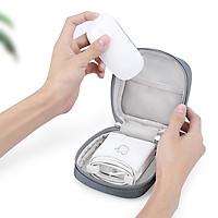 Túi chống sốc nhỏ gọn chuyên đựng bộ sạc cho máy Macbook Pro và chuột, dây cáp