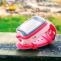 Đồng hồ thông minh màu hồng d06 chống nước ip67 model 2020