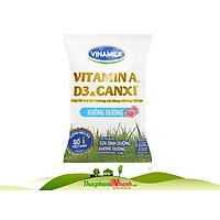 Sữa tươi Vinamilk không đường - Gói 220ml