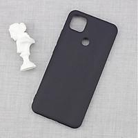 Ốp Lưng Dẻo Siêu Mỏng Đen Cho Xiaomi Redmi 9C