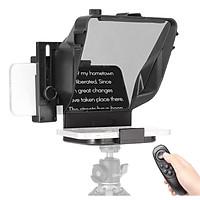 Ulanzi Teleprompter PT-16 - Máy Nhắc Chữ Mini Cho Vlogger, Nhà Báo, Người Thuyết Trình, Dùng Cho Smartphone, Tablet - Hàng Chính Hãng