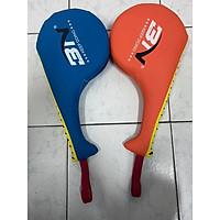 Vợt đá đôi hàng BN cao cấp với tay cầm da, mặt vợt PU dày, ruột muốt EVA (cái )