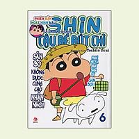 Shin - Cậu Bé Bút Chì (Hoạt Hình Màu) - Tập 6