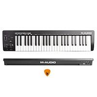 M-Audio Keystation 49 Phím MK3 MIDI Keyboard Controller MKIII MAudio Bàn phím sáng tác - Sản xuất âm nhạc Producer - Kèm Móng Gẩy DreamMaker