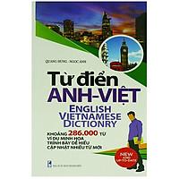 Từ Điển Anh - Việt 286.000 Từ