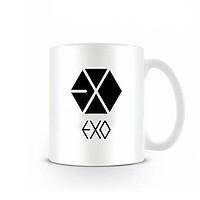 Cốc ly sứ in Logo EXO