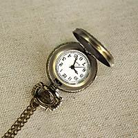 Đồng hồ quả quýt, đồng hồ quả quýt bỏ túi-Đồng hổ quả quýt vàng kim DQDOVG002