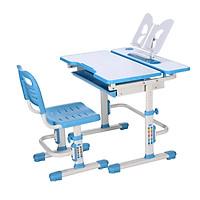 Bộ bàn học sinh trẻ em thông minh Khôi Nguyên BHS01-M2 Xanh