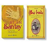 Sách Combo 2 cuốn: Bí ẩn bàn tay + Bói Kiều - Pandabooks