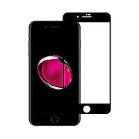 Miếng Dán Cường Lực Bảo Vệ Màn Hình Toàn Diện Cho Iphone 7 Plus / 8 Plus - Full Màn Hình - Màu Đen - Hàng Chính Hãng