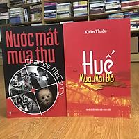 Combo tiểu thuyết về Chiến tranh giai đoạn 1954-1975: Huế Mùa Mai Đỏ + Nước Mắt Mùa Thu (tặng kèm bookmark)