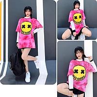Áo thun nữ, áo nữ from rộng chất cotton thái icon đủ size S M L newtrend A-04