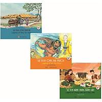 Bộ Sách Song Ngữ Cổ Tích Việt Nam 2 (Bộ 3 Cuốn)