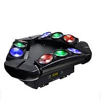 Đèn Moving LED Laser MẮT 18/9 Lớn