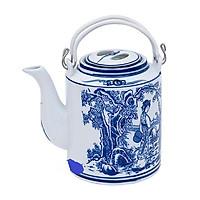 Ấm tích hãm trà xanh 1,6L