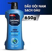 Dầu Gội Sạch Gàu Cho Nam Giới Dashing Dynamic Men Shampoo 650g