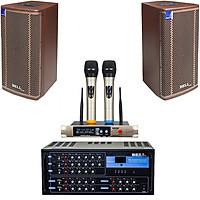 Bộ dàn âm thanh karaoke và nghe nhạc SH- 300G BellPlus (hàng chính hãng)