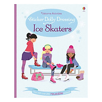 Usborne Sticker Dolly Dressing: Ice Skaters