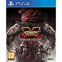 Đĩa Game Ps4: Street Fighter 5 Arcade Edition - Hàng nhập khẩu
