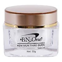 Kem Mụn Thảo Dược Cao Cấp BN-ONE 50g