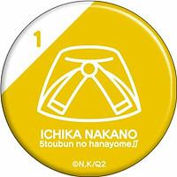Combo 10 huy hiệu GOTOBUN NO HANAYOME anime chibi dễ thương
