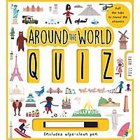 Around the World Quiz Book - Sách đố vui vòng quanh thế giới