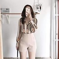 Quần shorts nữ cạp cao siêu Hot