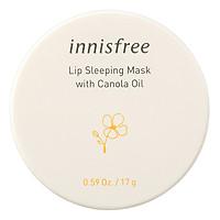 Mặt Nạ Ngủ Dưỡng Ẩm Mật Ong Cho Môi Innisfree Lip Sleeping Mask With Canola Oil 17G-131171857