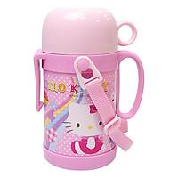 Bình Giữ Nhiệt Hello Kitty Magnificent Rainbow Lock&Lock HKT310P (400ml)