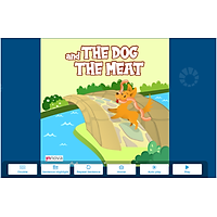 [E-BOOK] i-Learn Smart Start 2 Truyện đọc - The Dog and the Meat