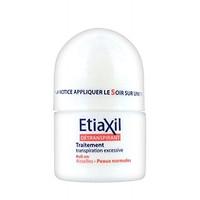 Lăn Khử Mùi Etiaxil Detranspirant Traitement Aisselles Peaux Normales 15ml (Dành cho da thường)