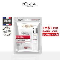 Mặt nạ dưỡng chất pha lê Revitalift Crystal Micro-Essence Treatment Mask L'Oreal Paris