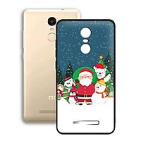 Ốp lưng mẫu đẹp cho điện thoại Xiaomi Redmi Note 3 - Viền dẻo - 02079 7947 XMAS11 - Hàng Chính Hãng
