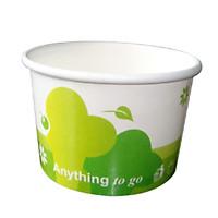 Lốc 50 cốc giấy đựng kem dùng 1 lần (6oz 180ml)