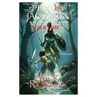 Series Percy Jackson Phần 4, 5 - Hồ Sơ Á Thần (Tái Bản 2018)