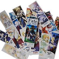 Hộp 36 Bookmark Đánh Dấu Sách Fate Stay Night